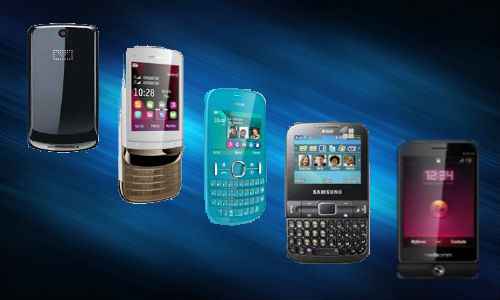 Top 5 low cost feature phones