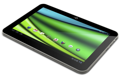 Toshiba's Android based Excite X10 tablet price confirmed