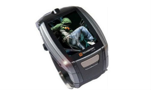 Techberry TB007 Watch Mobile, the latest innovation on the block