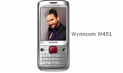 Wynncom launches first touch n type phone in India