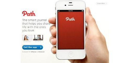 How Path differs from other social networking tools?