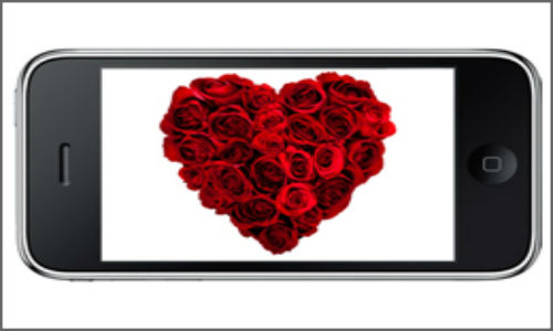 Five free iOS apps for Valentine's Day