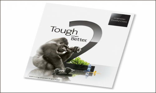 Gorilla Glass 2 to launch soon