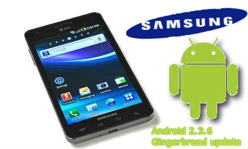 Samsung Infuse 4G to have Android 2.3.6 update
