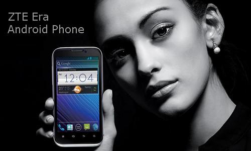 ZTE Android ICS Phone, Era