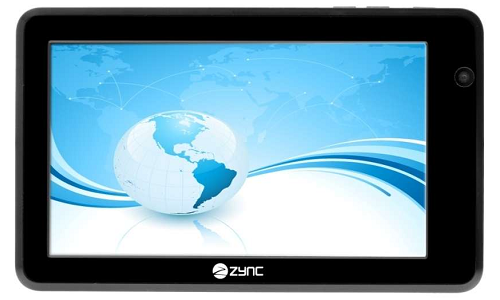 Zync launches new Android pad: Zync pad Z909