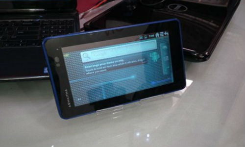 First Android Tablet with USB 3.0 brought out by Indian Company