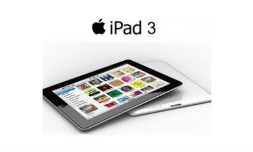 Apple new iPad sales touch 3 million in three days