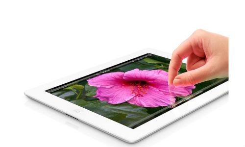 Apple new iPad boosting video game sales