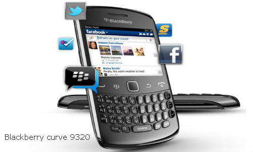 More features of BlackBerry Curve 9320 coming out