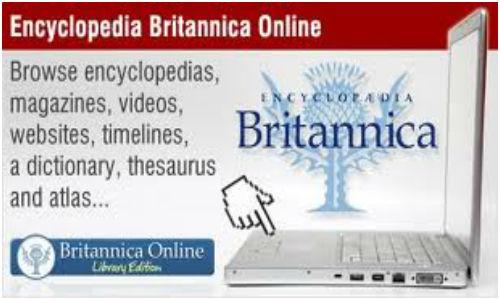 Britannica Encyclopedia is now digital