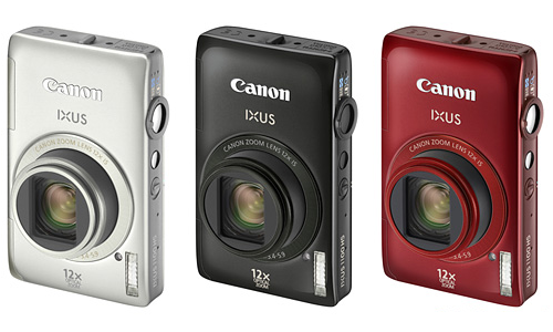 Canon IXUS 1100 HS, A new Digital camera