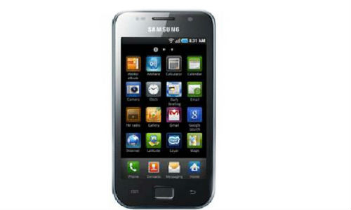 Presenting the all new Samsung Galaxy SL I9003 android smartphone