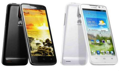 Comparison of Huawei Ascend D Quad And Ascend D1