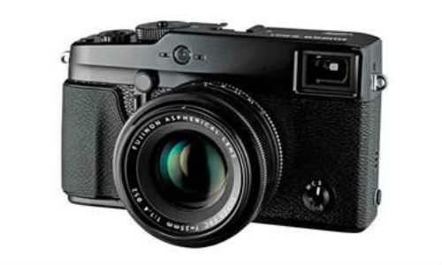 Fujifilm announces special edition black box X100
