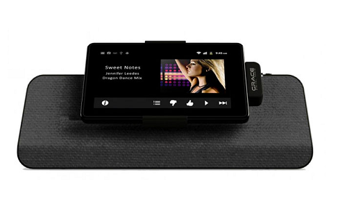 Firedock speaker for Kindle Fire tablet