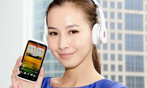 HTC One X Deluxe limited edition out in the market