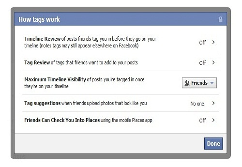 how to find untagged photos of friends on facebook