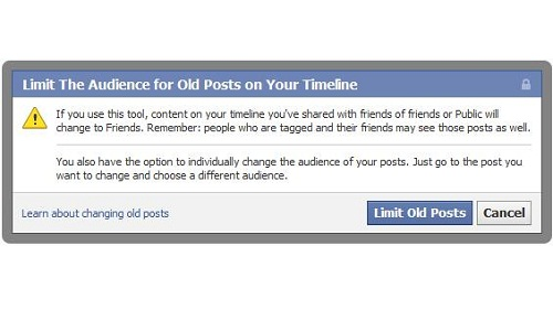 How to ensure safety of Facebook Timeline?