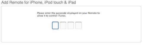 How to remotely control iTunes with iPhone or iPad?