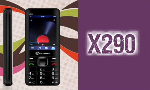 Micromax X290 Plus, Budget phone launched in India