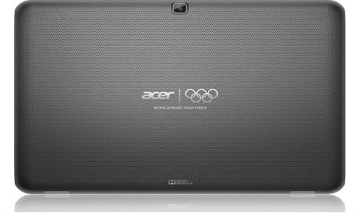 Olympics branded tablets from Acer