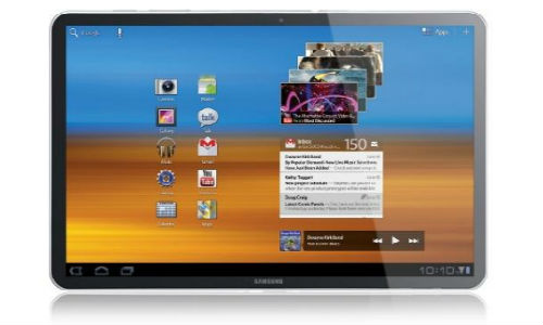 Samsung Galaxy Tab 11.6 launching this week