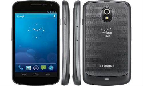 New Android 4.0.5 version expected in Galaxy Nexus