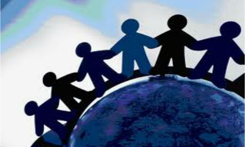 Social networks helps to unite the world