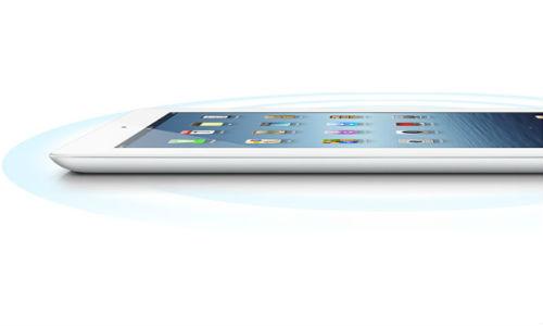 New iPad sales start at 8 a.m. Friday