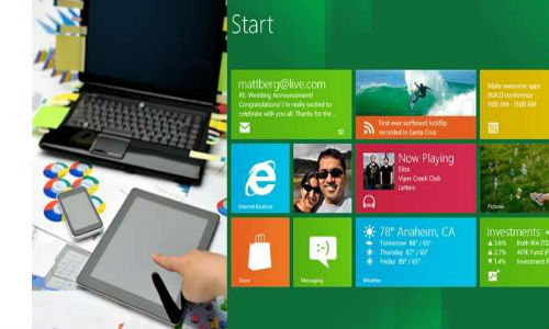 Windows 8 computers and tablets to be launched in October