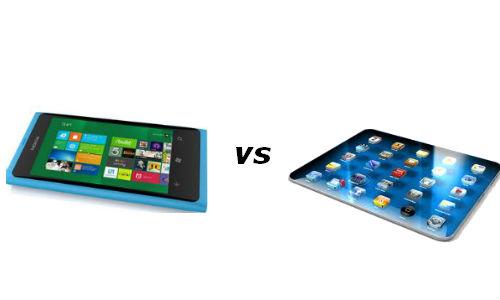 Windows 8 the biggest threat to iPad 3