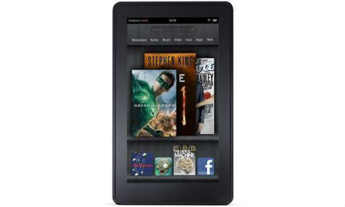 Amazon working on new Kindle Fire