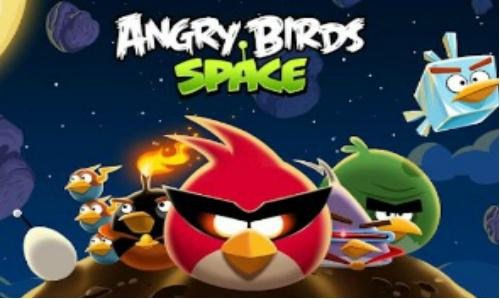 Angry Birds Space scores 10 million downloads