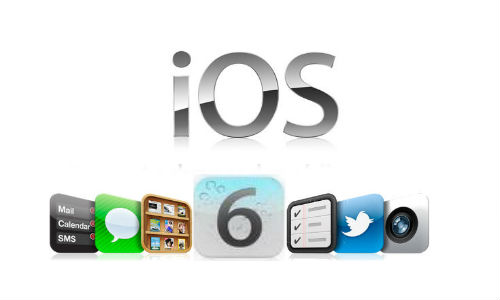 Apple employees using iOS 6?