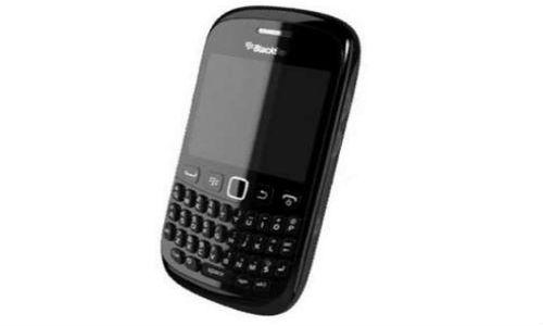 BlackBerry Curve 9220 leaks online