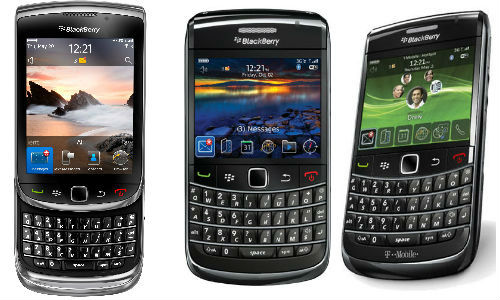 BlackBerry prices down by 26%