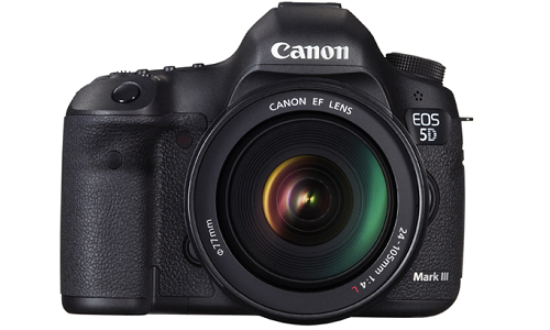 Canon announces EOS 5D Mark III Camera