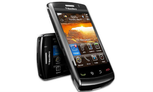 Blackberry Storm smartphones now available in India at Rs 8899