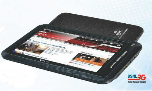 Delay in BSNL tablet retail availability