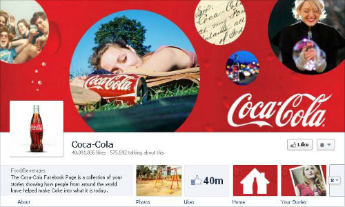 Facebook enables Timeline for Brand Pages