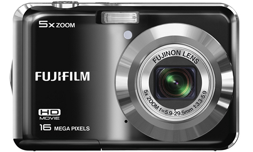 FujiFilm FinePix AX550 new camera