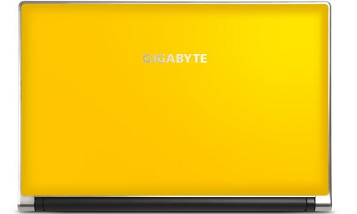 Gigabyte showcases U2442 ultrabook and P2542 gaming laptop