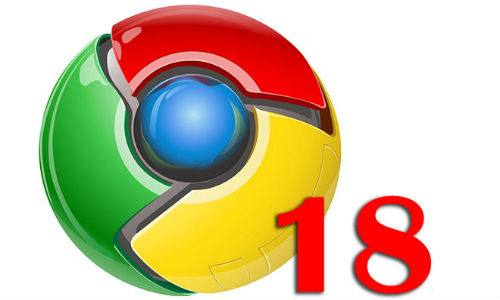 Google launches Chrome 18