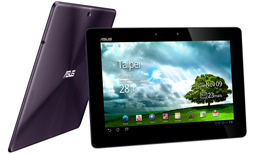 Google Nexus tablet from Asus