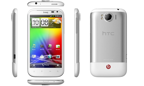 HTC Sensation 4G and XL models are receiving ICS update