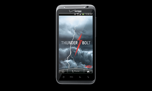 HTC Thunderbolt Android based phone review