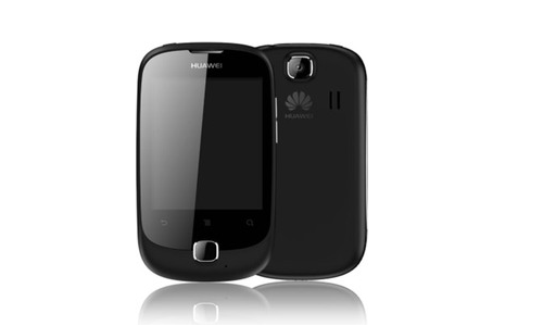 Huawei Ascend Y200 new Android phone