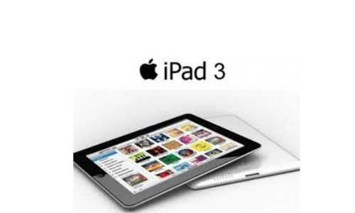 Apple iPad 3 to be launched officially tomorrow