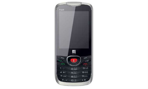 iBall launches feature phone for Rs. 2,799